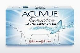 콘택트렌즈 Johnson & Johnson ACUVUE OASYS with HYDRACLEAR Plus PH-6P-REV