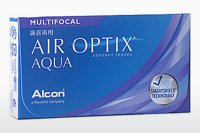 콘택트렌즈 Alcon AIR OPTIX AQUA MULTIFOCAL (AIR OPTIX AQUA MULTIFOCAL AOM6H)