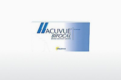 콘택트렌즈 Johnson & Johnson ACUVUE BIFOCAL BAC-6P-REV