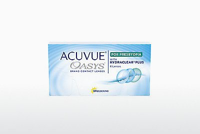 콘택트렌즈 Johnson & Johnson ACUVUE OASYS for PRESBYOPIA (ACUVUE OASYS for PRESBYOPIA AL-6P-REV)