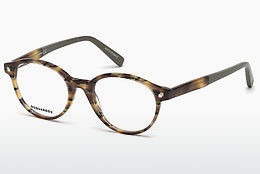 Eyewear Dsquared DQ5227 053 - 하바나, Yellow, Blond, Brown