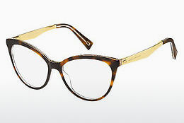 Eyewear Marc Jacobs MARC 205 086 - 갈색, 하바나