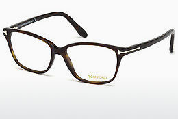 Eyewear Tom Ford FT5293 052 - 갈색, Dark, Havana