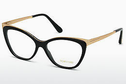 Eyewear Tom Ford FT5374 001 - 검은색