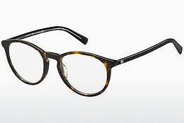 Eyewear Tommy Hilfiger TH 1451 9WZ - 검은색, 갈색, 하바나