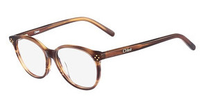 Chloé CE3602 282 STRIPED BROWN