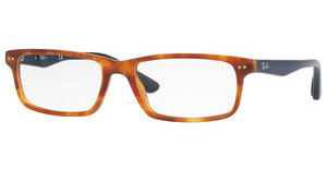 Ray-Ban RX5277 5609 SHINY RED HAVANA