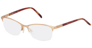 Rodenstock R7001 G rose gold, light havana