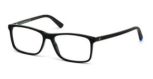 Web Eyewear WE5173 001 schwarz glanz