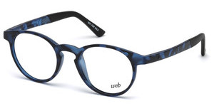 Web Eyewear WE5186 056 havanna