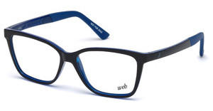 Web Eyewear WE5188 005 schwarz