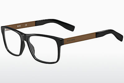 Eyewear Boss Orange BO 0203 7LE - 검은색, 갈색