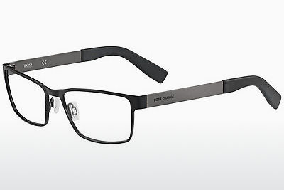 Eyewear Boss Orange BO 0204 AAB - 검은색, 은색