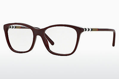 Eyewear Burberry BE2141 3403 - 적색, Bordeaux