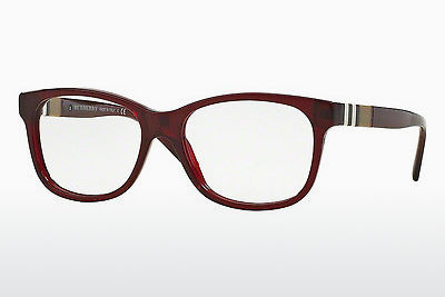 Eyewear Burberry BE2204 3543 - 적색, Bordeaux