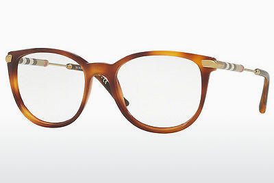 Eyewear Burberry BE2255Q 3316 - 갈색, 하바나