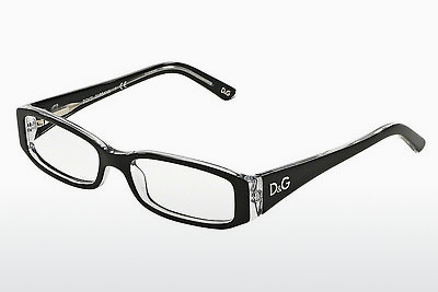 Eyewear D&G INSTITUTIONAL LOGO (DD1179 675) - 검은색