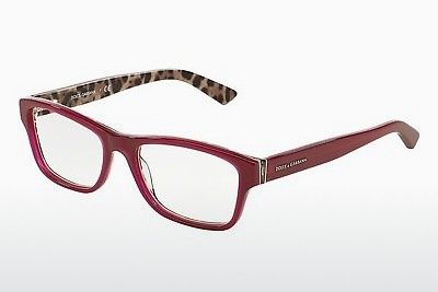 Eyewear Dolce & Gabbana Enchanted Beauties (DG3208 2882) - 적색, Bordeaux