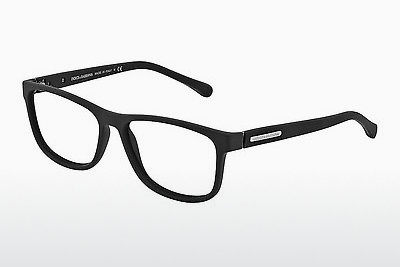 Eyewear Dolce & Gabbana OVER-MOLDED RUBBER (DG5003 2616) - 검은색
