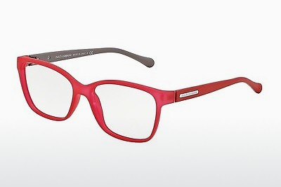 Eyewear Dolce & Gabbana OVER-MOLDED RUBBER (DG5008 2818) - 적색