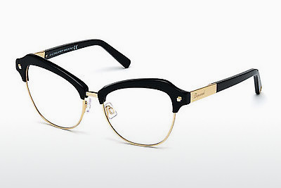 Eyewear Dsquared DQ5152 001 - 검은색, Shiny