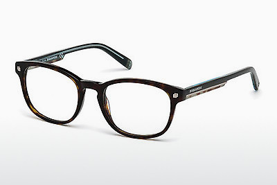 Eyewear Dsquared DQ5177 052 - 갈색, 하바나