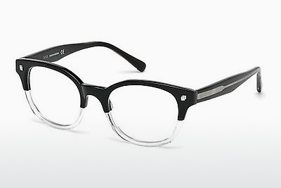 Eyewear Dsquared DQ5180 003 - 검은색, Transparent