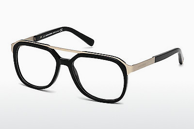 Eyewear Dsquared DQ5190 001 - 검은색, Shiny