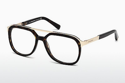 Eyewear Dsquared DQ5190 052 - 갈색, Dark, Havana