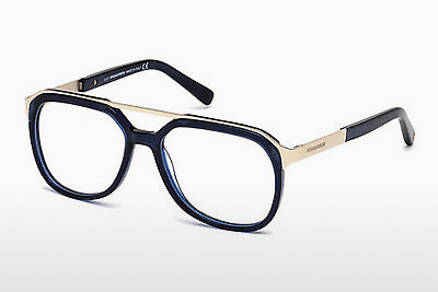 Eyewear Dsquared DQ5190 090 - 청색, Shiny