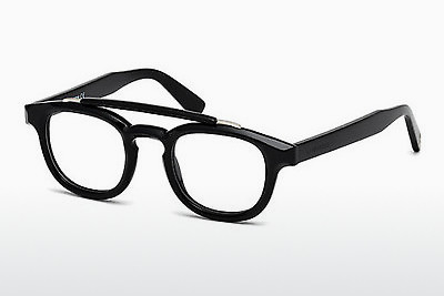 Eyewear Dsquared DQ5193 001 - 검은색, Shiny