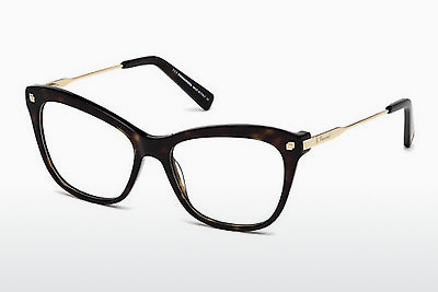 Eyewear Dsquared DQ5194 052 - 갈색, Dark, Havana