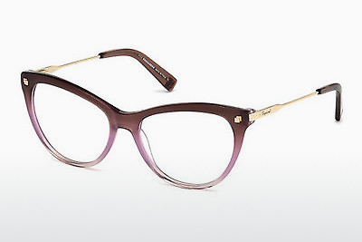 Eyewear Dsquared DQ5195 050 - 갈색, Dark