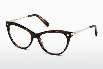 Eyewear Dsquared DQ5195 055 - 하바나, 갈색