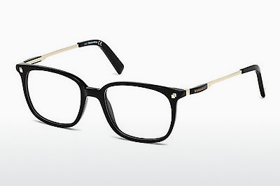 Eyewear Dsquared DQ5198 001 - 검은색, Shiny