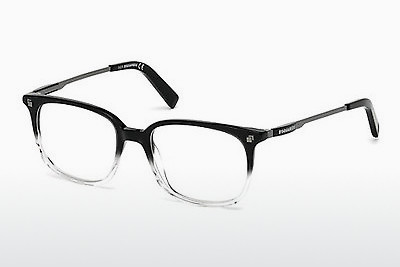 Eyewear Dsquared DQ5198 003 - 검은색, Transparent