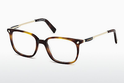 Eyewear Dsquared DQ5198 052 - 갈색, Dark, Havana