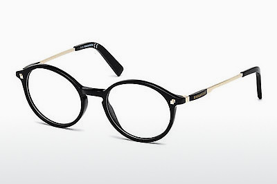 Eyewear Dsquared DQ5199 001 - 검은색, Shiny