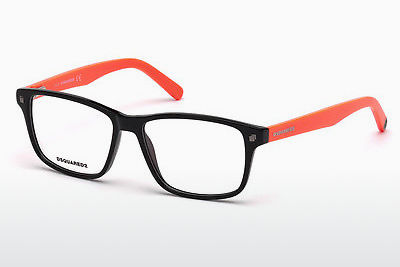 Eyewear Dsquared DQ5200 005 - 검은색