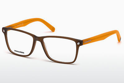 Eyewear Dsquared DQ5201 045 - 갈색, Bright, Shiny