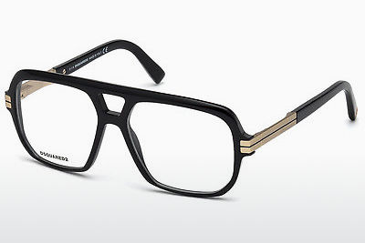 Eyewear Dsquared DQ5208 001 - 검은색