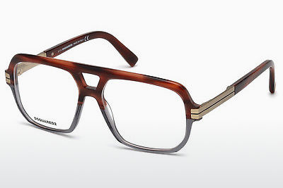 Eyewear Dsquared DQ5208 065 - 뿔, Horn, Brown