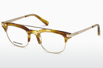 Eyewear Dsquared DQ5210 047 - 갈색, Bright