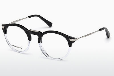 Eyewear Dsquared DQ5211 003 - 검은색, Transparent