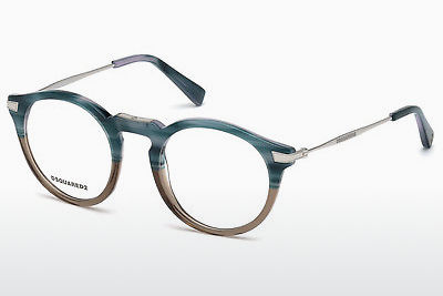 Eyewear Dsquared DQ5211 089 - 청색, 녹색