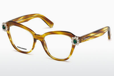 Eyewear Dsquared DQ5212 047 - 갈색, Bright