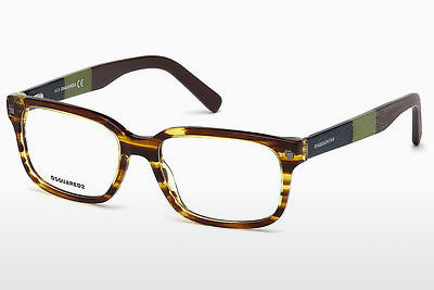Eyewear Dsquared DQ5216 047 - 갈색, Bright