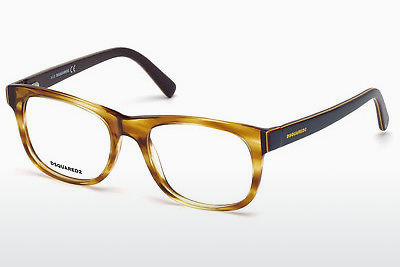 Eyewear Dsquared DQ5217 047 - 갈색, Bright