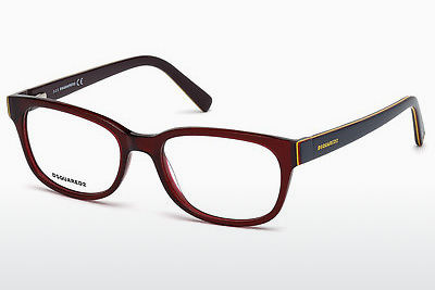 Eyewear Dsquared DQ5218 047 - 갈색, Bright