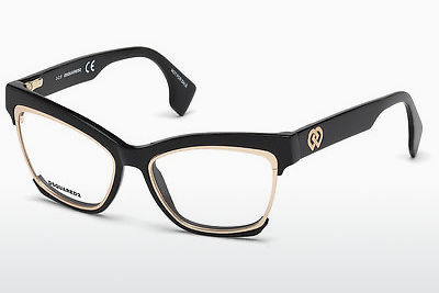 Eyewear Dsquared DQ5222 01A - 검은색